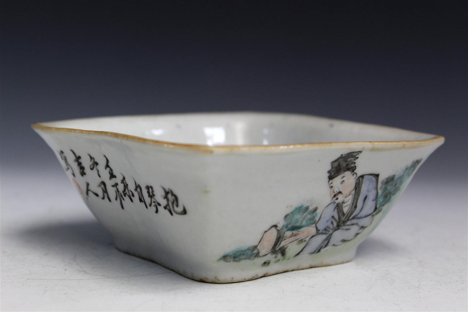 Chinese Porcelain Bowl. Early 20th C.