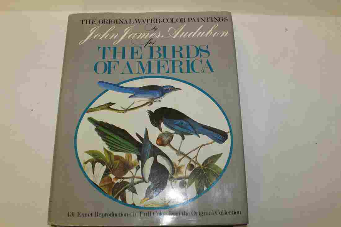 The The Birds of America by Audubon, John James