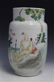 Chinese Porcelain Jar.