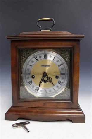 Howard Miller Grahm Becket Mantel Clock.