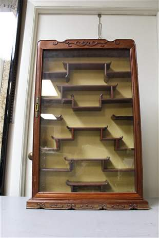 Chinese Display Cabinet