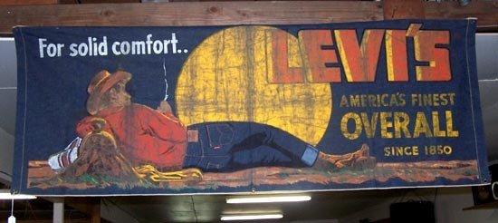 Levis Advertisement