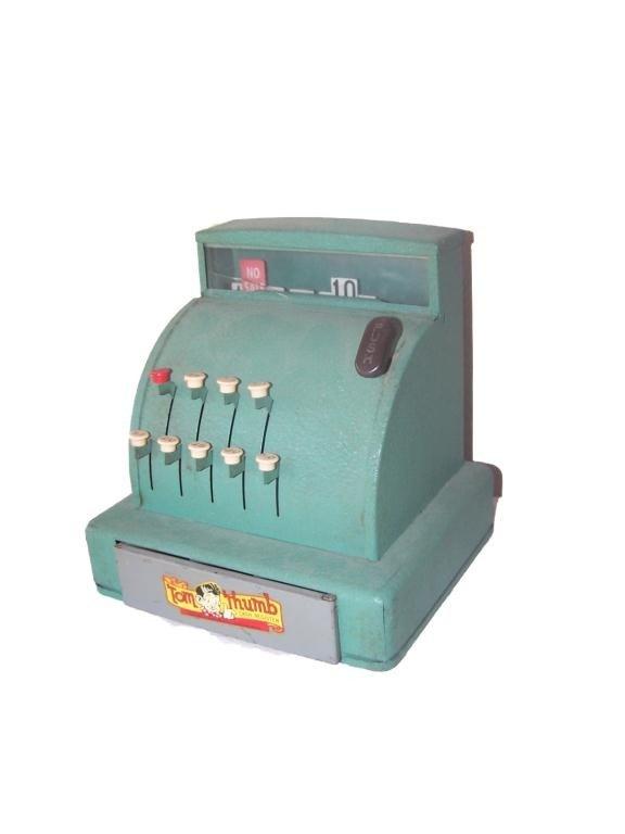 2: Toy Tom Thumb Cash Register