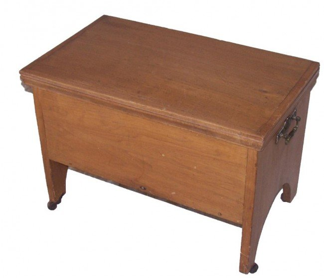 16: Late 1800's Potty Commode