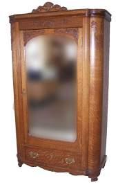 101: Golden Oak Era Wardrobe