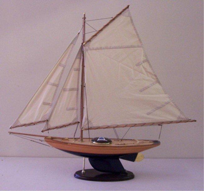 5A: Model Sail Boat