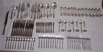 94 Rambler Rose by Towle Sterling Silver Flatware