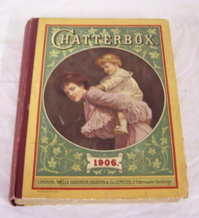 3: Chatterbox Old Book