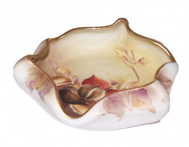 15: Hand Painted Nippon Bowl