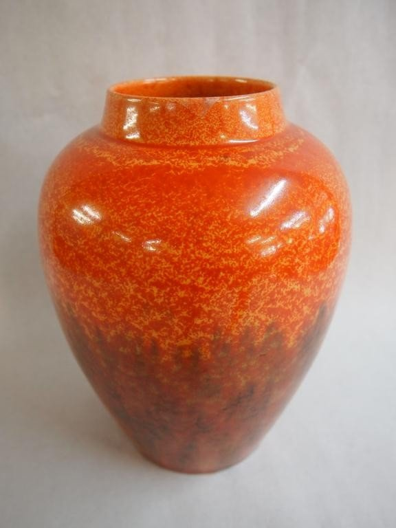 "18: English Pottery ""Royal Lancastrian"" Art Deco Vase"