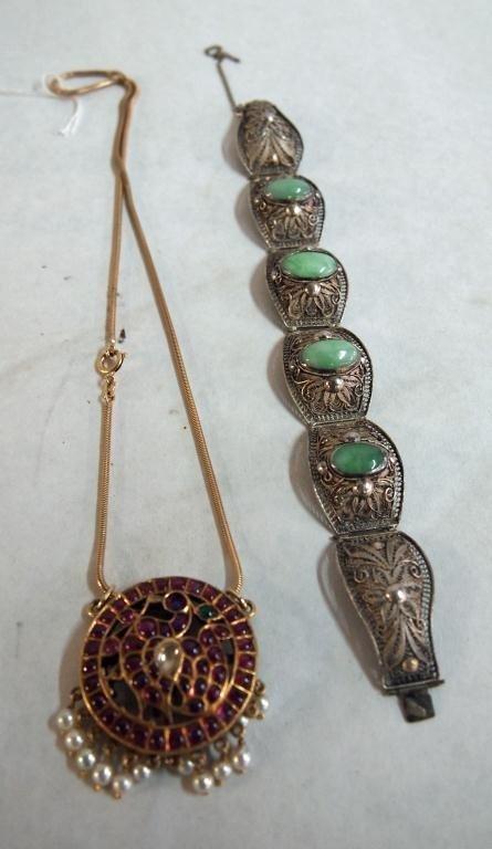 3A: Necklace & Bracelet