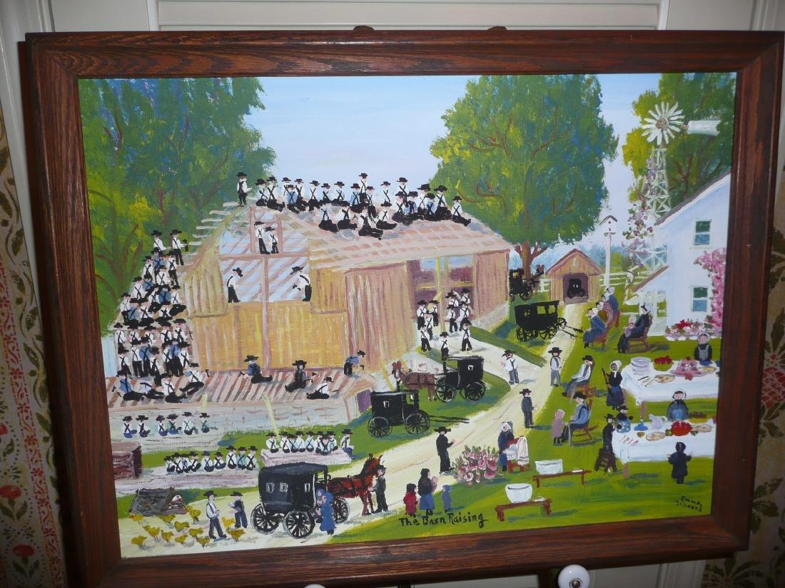 The Barn Raising