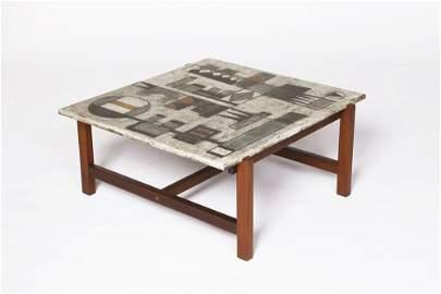 Les Deux-Potiers, Coffee table, c. 1950