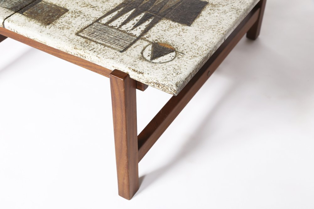 Les Deux-Potiers, Coffee table, c. 1950 - 4