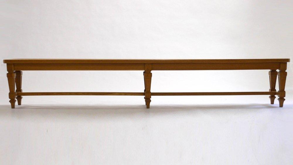 Andre Arbus, Oak bench, c. 1940 - 2