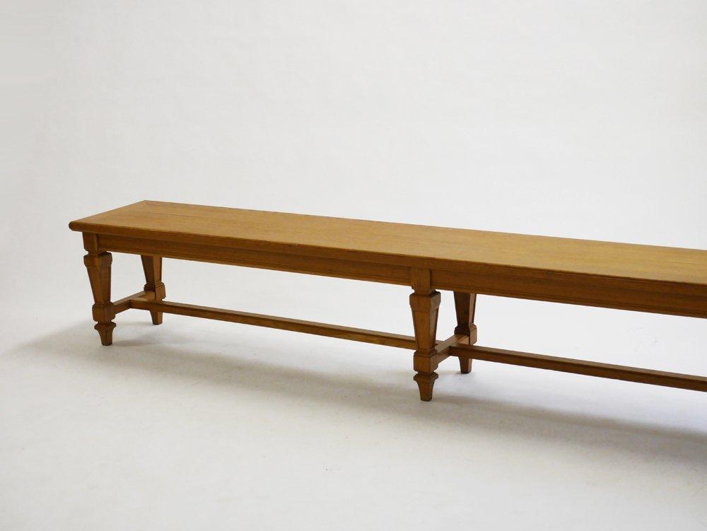 Andre Arbus, Oak bench, c. 1940 - 4