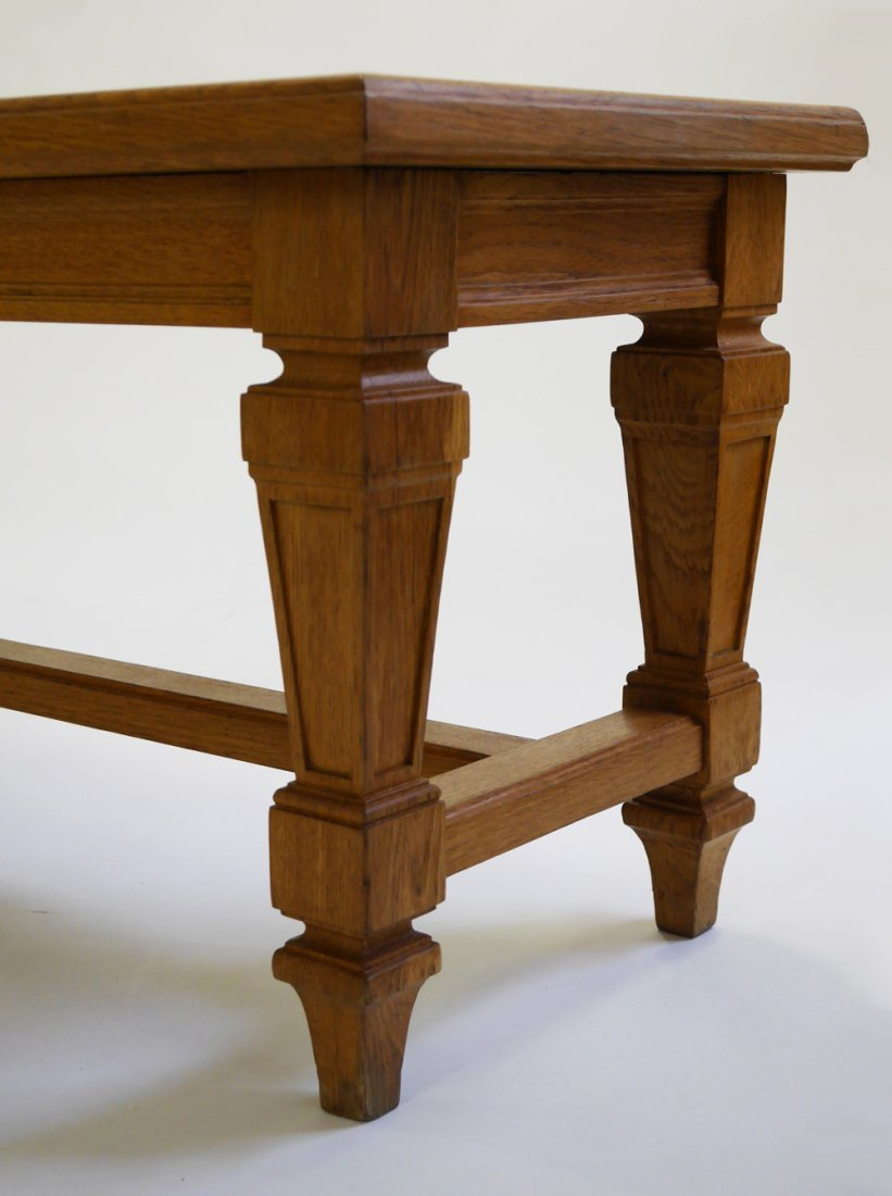 Andre Arbus, Oak bench, c. 1940 - 5