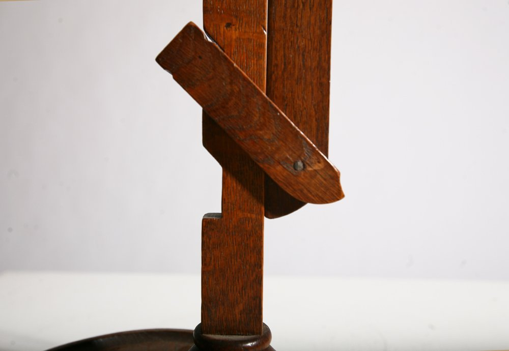 In the style of Pierre Chareau, Pair of table lamps - 6