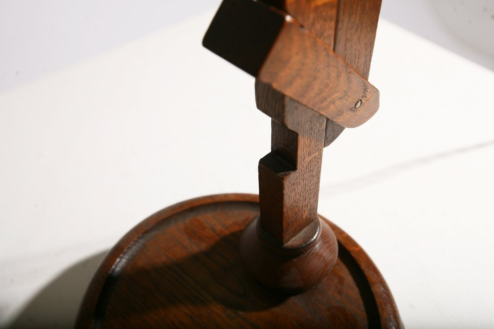 In the style of Pierre Chareau, Pair of table lamps - 8