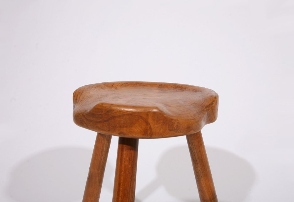 Anonymous, Pair of stools, c. 1950 - 6
