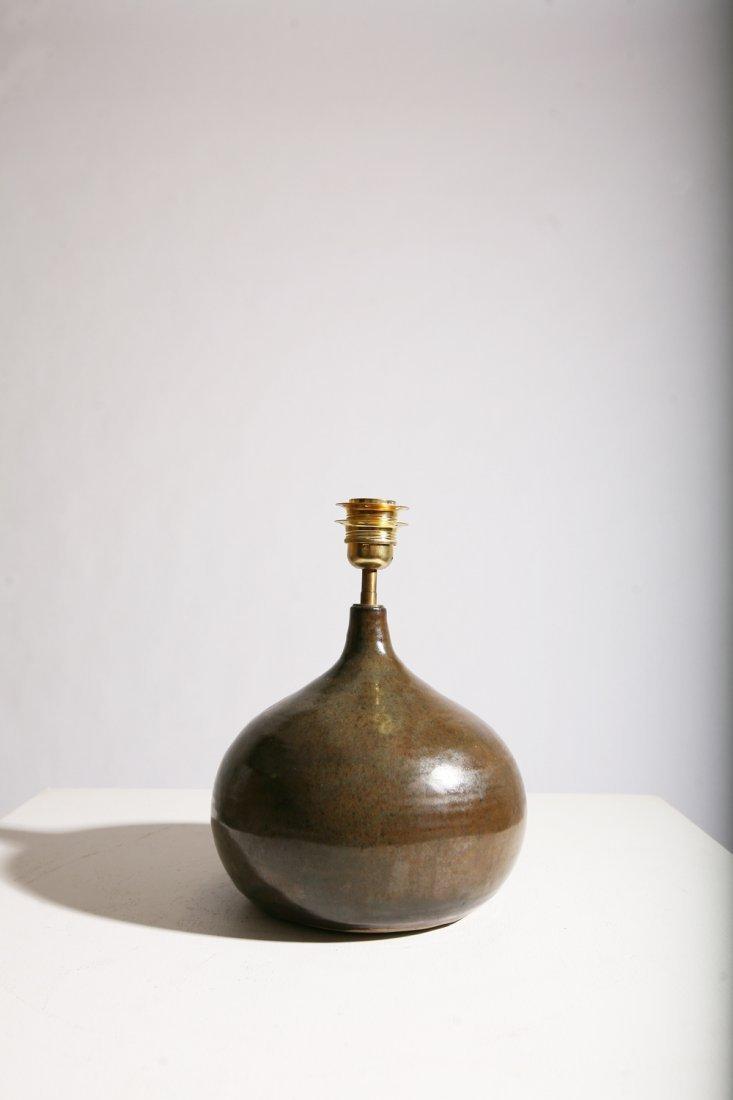 Yvonne Seyve and Josianne Chaudet, Ceramic lamp, c.1960 - 4