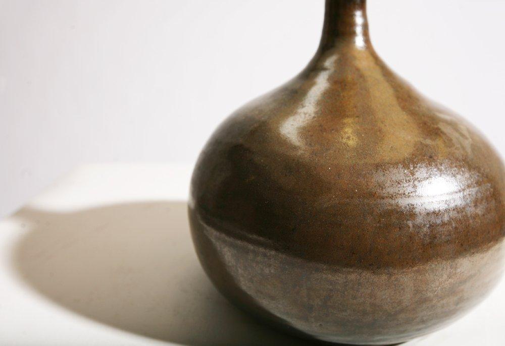 Yvonne Seyve and Josianne Chaudet, Ceramic lamp, c.1960 - 5