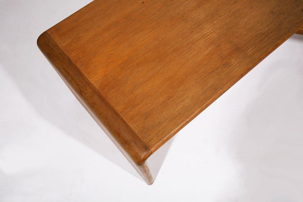 "Guillerme et Chambron, ""Fanette"" foldable wooden coffee - 6"