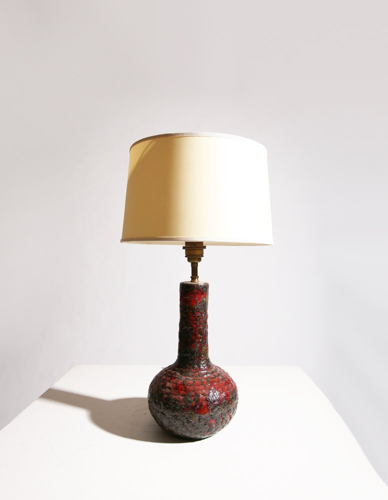 French 1960, pair of table lamps, circa 1960. - 4