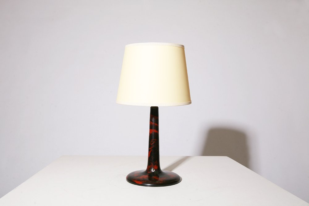 Paul Poiret, Bakelite table lamp, circa 1920
