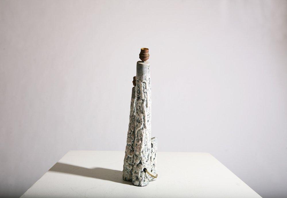 Louis Giraud (Vallauris), Table lamp, circa 1960 - 3