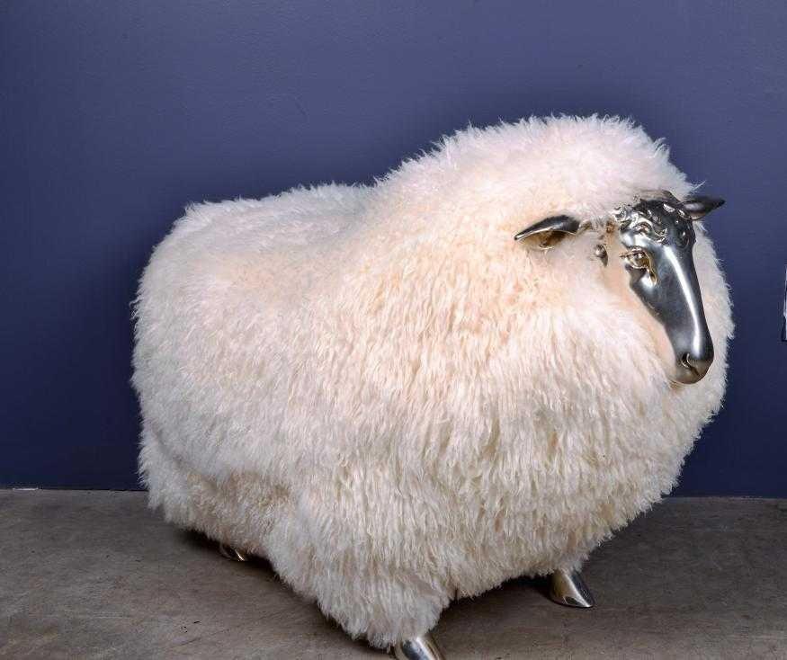 French Sheep Bench