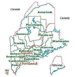 6: AROOSTOOK COUNTY, MAINE