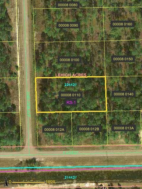 2A: Lee County, FL - 802 Sheldon Avenue - 1/2 acre