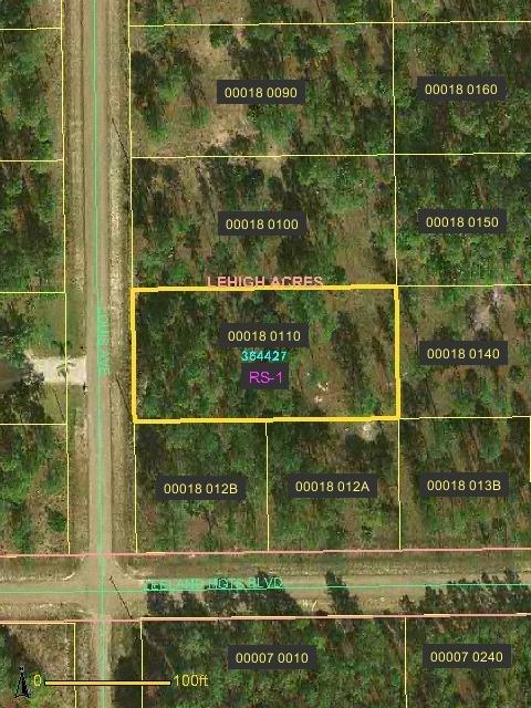 4A: Lee County, FL - 102 Louis Avenue  - 1/2 acre