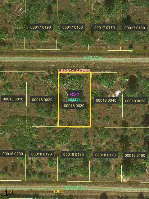 6A: Lee County, FL - 3215 41st Street, W - 1/4 acre