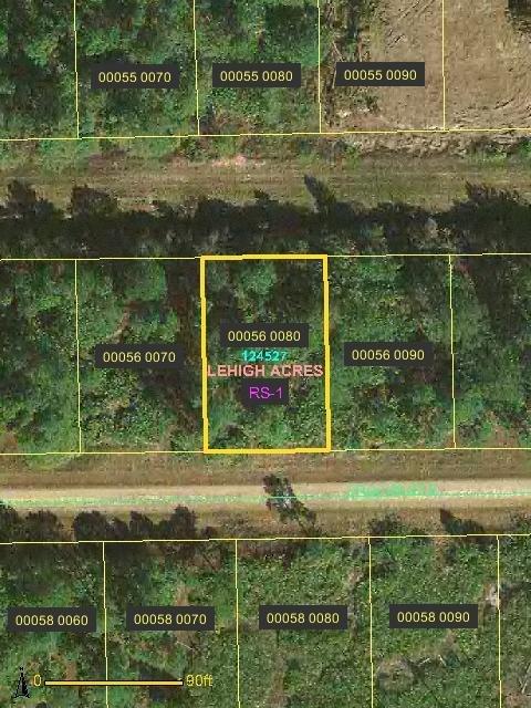 9A: Lee County, FL  - 1121 E Crocus Street - 1/4 acre