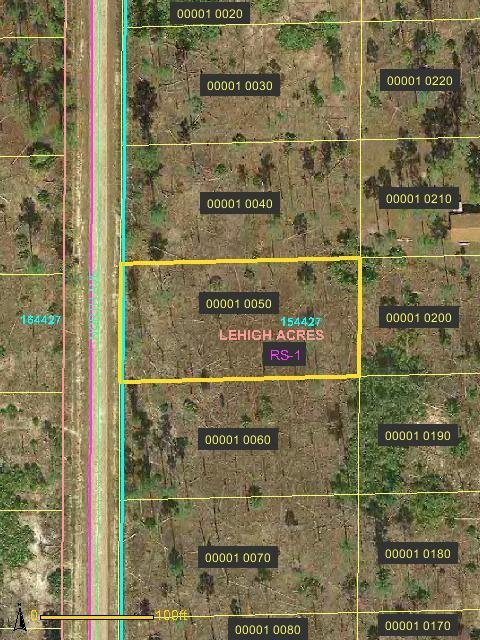 3C: Lee County, FL - 1/2 Acre - High Bid Wins!!