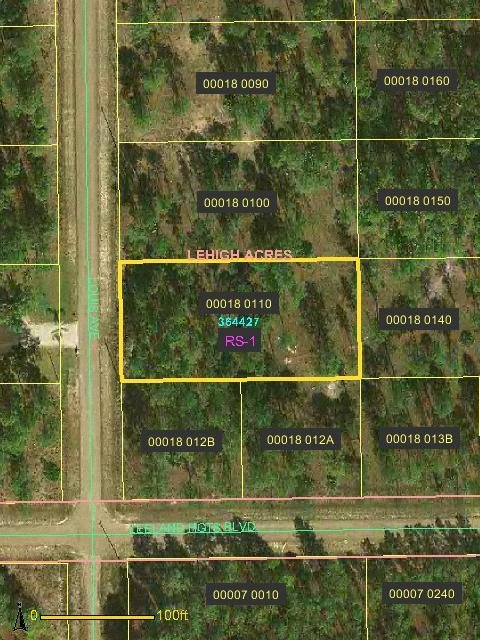 4C: Lee County, FL - 1/2 acre - High Bid Wins!!