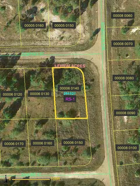 7C: Lee County, FL - Oversized corner lot