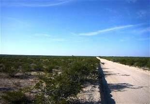 HUDSPETH COUNTY, TX -60' X 100'-Bidders Choice!!