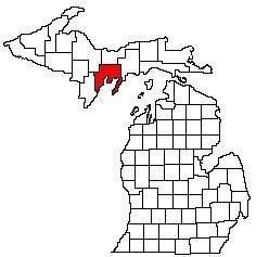 13: Delta County, Michigan