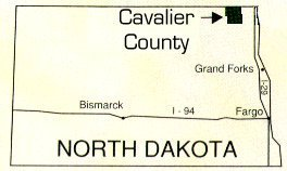 1004: CAVALIER COUNTY, NORTH DAKOTA