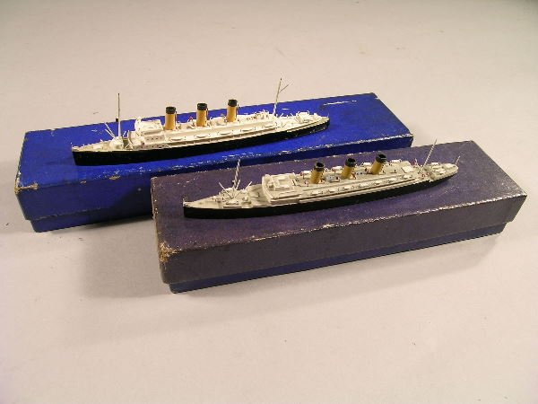 199B: A pair of steam ships, the SS Empress of Asia and