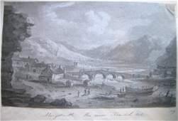 249C: Edmund Becker (fl. 1770-1800), 'Aberystwyth, The
