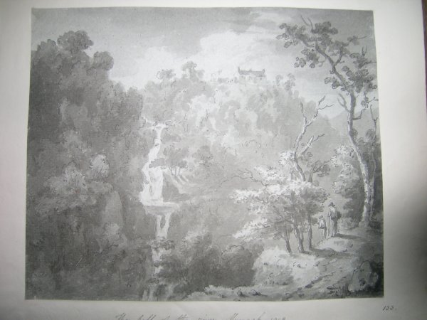 255C: Edmund Becker (fl. 1770-1800), 'The Fall of the R