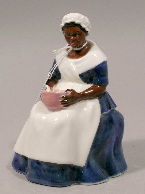 16D: A Royal Doulton figure Royal Governor's Cook HN223