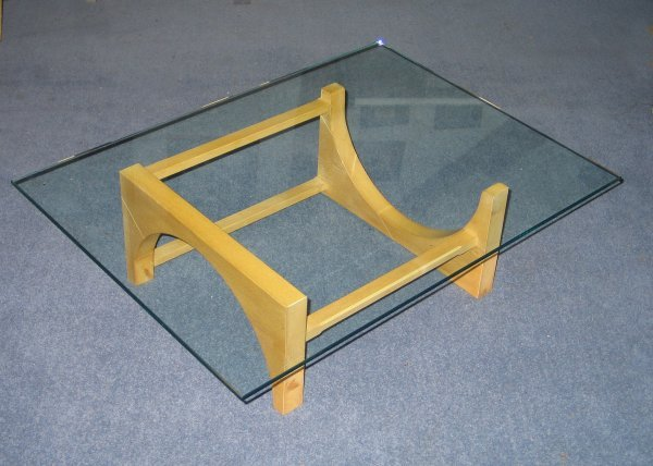 21C: Christopher Johnson, 'Formaggio', coffee table, We