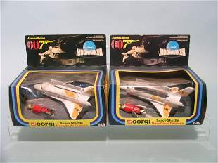A boxed and unopened pair of James Bond 007 Space