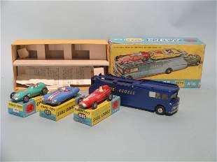 A Corgi Major Toys gift set no. 16, Ecurie Ecosse