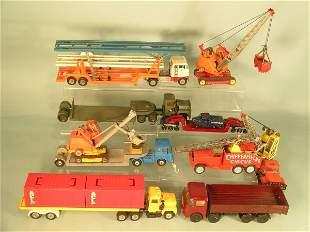 A quantity of approximately thirty Corgi Major Toys